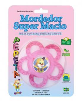 Pepeta Mordedor Super Macio Grande cores Sortidas - 3018