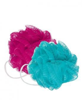Ricca Esponja de Nylon Pequena para Banho - 0301