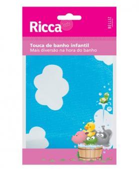 Ricca Touca para Banho Infantil Estampada - 0390