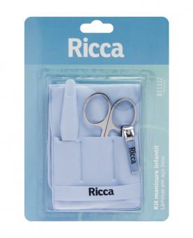 Ricca Kit Manicure Infantil - 0742