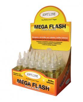 Soft line Ampola Mega Flash 10ml - 2051