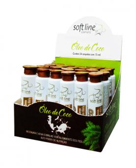 Soft line Ampola de Coco 15ml - 2945