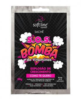 Soft line S.O.S Bomba de Vitaminas 50g - 8141