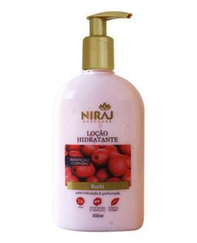 Niraj Loção Hidratante Buriti 300ml - 43545