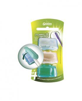 Green Protetor de Cerdas com 3 unidades - AC900