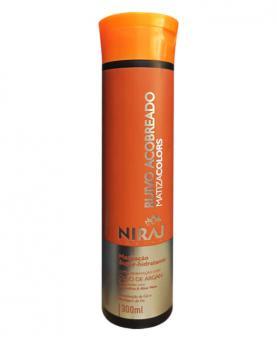 Niraj Condicionador Matizante Colors Ruivo Acobreado 300ml - 40469