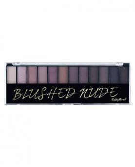 Ruby Rose Paleta de Sombra Blushed Nude - HB9913