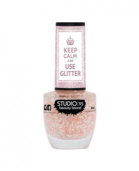 Studio35 Glitter #FLOCOSDENEVE 9ml - 90001