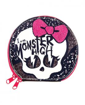 Ricca Monster High Skullette Kit Manicure + Estojo - 1189