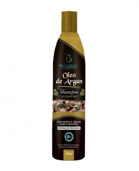 Bio Instinto Argan Shampoo 400ml - 4825