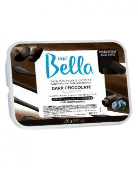 Depil Bella Cera Depilatória Elástica Dark Chocolate - 85864