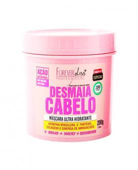 Forever Liss Desmaia Cabelo Máscara Ultra Hidratante 200g - 60076