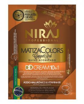 Niraj Condicionador Matizante Colors Sachê Ruivo Acobreado 60g - 49448