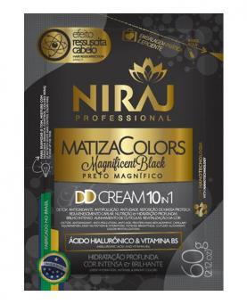 Niraj Condicionador Matizante Colors Sachê Black Magnífico 60g - 49400