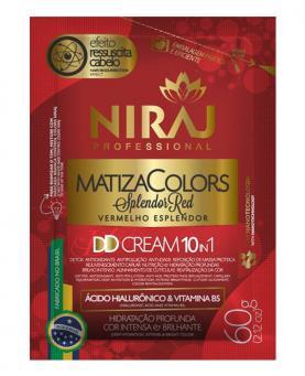 Niraj Condicionador Matizante Colors Sachê Vermelho Esplendor 60g - 49424