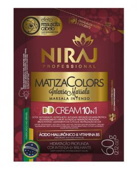Niraj Condicionador Matizante Colors Sachê Marsala Intenso 60g - 49929