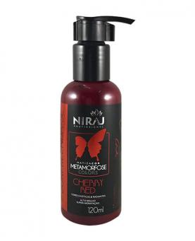 Niraj Matizador Metamorfose Colors Cherry Red 120ml - 34108