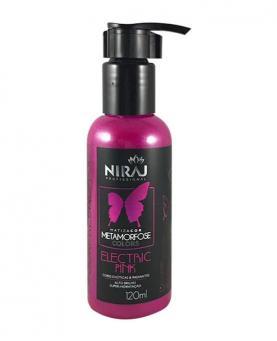 Niraj Matizador Metamorfose Colors Electric Pink 120ml - 34071
