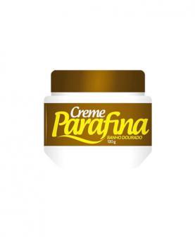 Dermacream Parafina Banho Dourado 120g - 34514