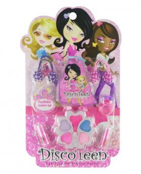Discoteen Estojo Fashion Make Up Flor - 86507-C