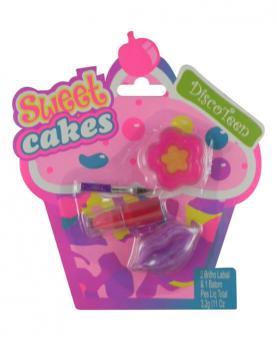 Discoteen Estojo Sweet Cakes - 93222-B1