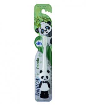Dentrat Escova Infantil Panda Ultra Macia - CZ107