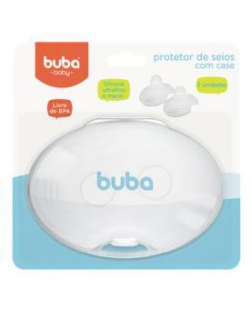 Buba Protetor de Seios de Silicone com Case - 9725