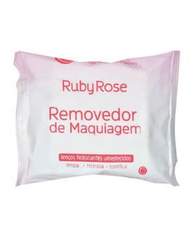 Ruby Rose Lenço Demaquilante com 25 unidades - HB200