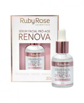 Ruby Rose Sérum Facial Pró-Age Renova 30ml - HB313