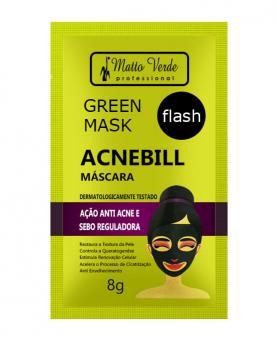 Matto Verde Máscara Acnebill Green 8g - 20259