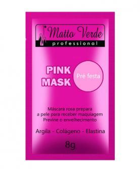 Matto Verde Máscara Pink Pré Make 8g - 20143