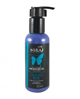 Niraj Matizador Metamorfose Colors Ocean Blue 120ml - 34099
