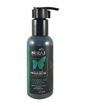 Niraj Matizador Metamorfose Colors Caribbean Green 120ml - 34105