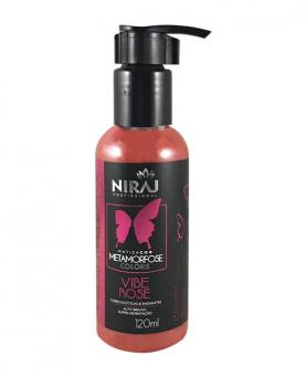 Niraj Matizador Metamorfose Colors Vibe Rose 120ml - 34072
