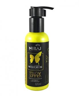 Niraj Matizador Metamorfose Colors Yellow Summer 120ml - 34069