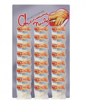 JBS Cartela de Unhas Postiças Charming com 24 unidades - 1964
