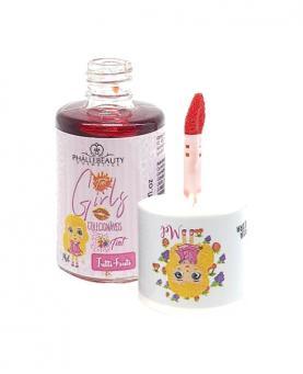 Phállebeauty Lip Tint Girls Batom Tinta de Tutti-Frutti 12ml - PH012