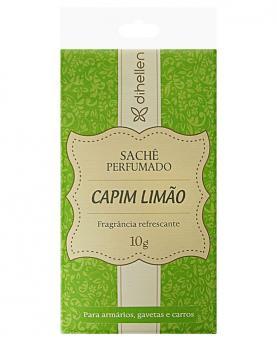 Di Hellen Sachê Perfumado Capim Limão 10g - D2474
