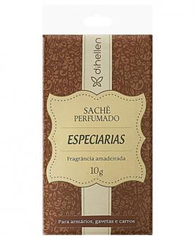 Di Hellen Sachê Perfumado Especiarias 10g - D2476