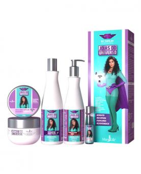 Bio Instinto Kit Joias do Universo com 4 unidades - 86116