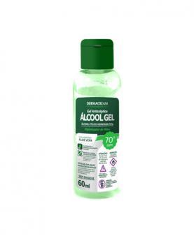 Dermacream Álcool Gel Erva Doce 60ml - 34135