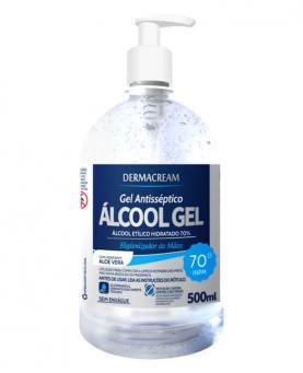 Dermacream Álcool Gel 500ml - 34350