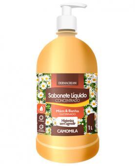 Dermacream Sabonete Líquido Camomila 1 Litro - 34194