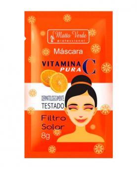Matto Verde Sachê Vitamina C Pura 8g - 21270
