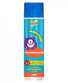 Eco Toys Monsters Condicionador Hipoalergênico 300ml - 43783