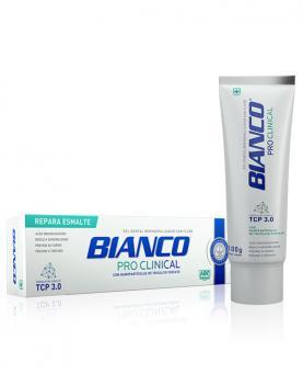 Bianco Gel Dental Pro Clinical Repara o Esmalte 3x Mais Rápido 100g - 35959