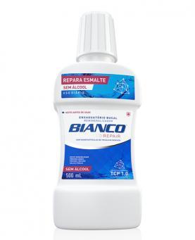 Bianco Enxaguante Bucal Advanced Repair Sem Álcool 500ml - 49215