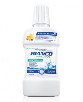 Bianco Enxaguante Bucal Pro Clinical Sem Álcool 500ml - 49214