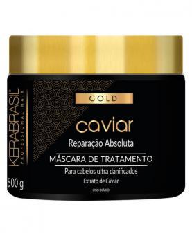 Kera Brasil Caviar Máscara de Tratamento 500g - 44797