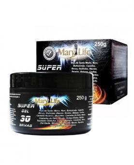 Bio Instinto Super Gel 30 Ervas Pote 250g - 3683